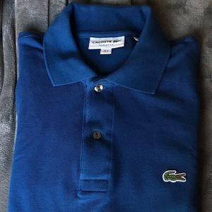 Lacoste Men's Polo Shirt. Size-Large